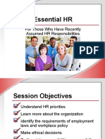 HR Essential-4 Newly Joined
