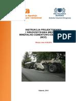 Instrukcja Projektowania i Wbudowywania Mce 10.09.2014