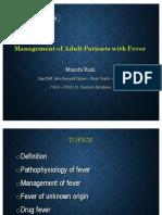 Penatalaksanaan Demam (Management Fever)