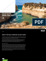 Kelly Salary Guide 2014 Online
