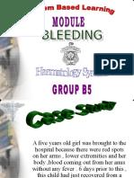 PBL Haematology(Bleeding) - B5