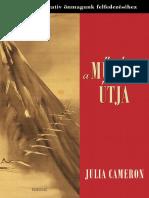 Julia Cameron - A MŰVÉSZ ÚTJA