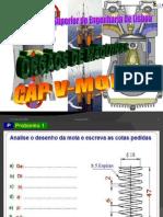CAP V-Problemas de ÓRGÃOS DE MÁQUINAS para Resolver