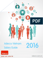 Adecco Vietnam Salary Guide 2016