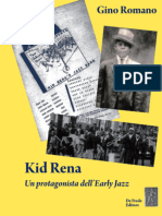 Kid Rena - Un protagonista dell'Early Jazz