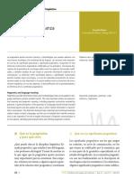 Reyes, G. (2013). Pragmática y Enseñanza de La Lengua