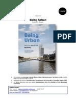 Communiqué de Presse_Being Urban
