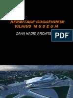 Hadid Vilnius Museum