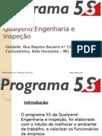5S - Qualyend Engenharia e Inspeção