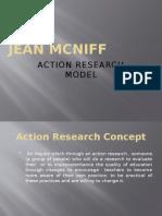 Jean Mcniff model