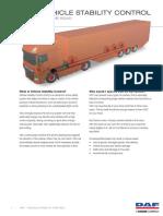 DAF Vehicle Stability Control 66033 En
