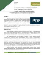 10.Applied-Investigation of ENOS Gene Intron 4 VNTR
