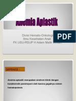 Anemia Aplastik 2