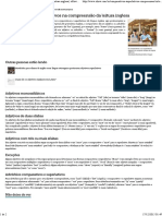 Comparativos e Superlativos Na Compreensão Da Leitura Inglesa _ EHow Brasil