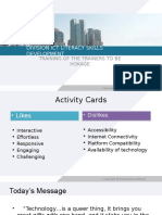 Division Ict Literacy Skills