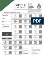 Boletín Oficial - 2016-01-19 - 4º Sección