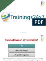 ITIL Student Manual