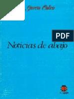 Garcia Calvo Agustin - Noticias de Abajo