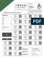 Boletín Oficial - 2016-01-21 - 4º Sección