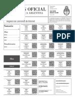 Boletín Oficial - 2016-01-25 - 4º Sección