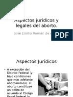 Aspectos Jurídicos y Legales Del Aborto