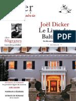 Filiber Hors Serie - rentrée littéraire 2015
