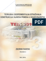 Construction Works to Increase the Safety of Dridu Dam - TEIK 2010