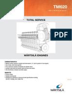 TM620 Leaflet