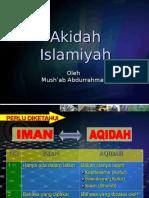 Aqidah - Rukun Iman.pps