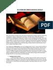 How to Get Wisdom Through Holy Quran