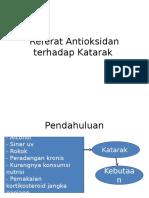 Referat Antioksidan terhadap Katarak.pptx