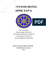 Akuntansi Hotel SAP 6