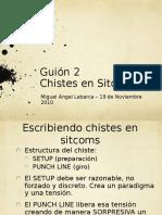 Guion 2 14 Chistes 19nov2010
