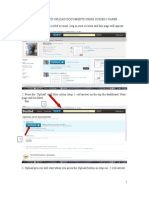 Bagaimana Muat Naik Dokument Menggunakan Scribd I-Paper