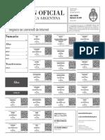 Boletín Oficial - 2016-01-29 - 4º Sección