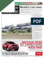 Platinum Gazette 11 March 2016