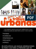 TRIBUS URB, ADULTOS.ppt