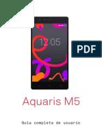 Manual Aquaris M5