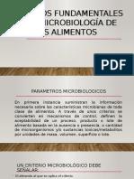 parametros microbiologicos