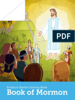 Coloring Book Livro de Mormon