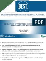 10-Transformer Cooling - Radiator Analysis