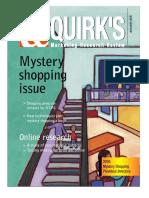Mystry Shopping