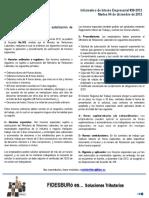 FIDES - TIPS 38-2012 - Aplicación y Procedimiento de Autorización de Horarios Especiales