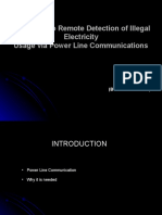 Solution to Remffffote Detection of Illegal Electricity Rahul Raj 130106001113 Phpapp01