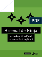 eBook - Arsenal de Ninja