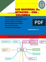 Trabajo Doctorado Tema 7 Acreditacion de Universidades en Colombia