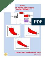 Modul Thermodinamika Penyelesaian Soal s