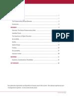Ontario Univ Funding Discussion Paper