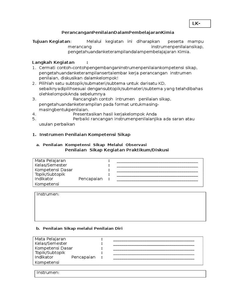 8 Lk 3 3perancangan Penilaian Dalam Pembelajaran Bahasa Inggris