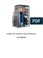 Fossil Fuel Burning and Generating Handbook